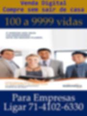 SulAmerica Odonto PME 03 a 99 vidas  SulAmérica Odonto Empresarial A partir de 100 vidas