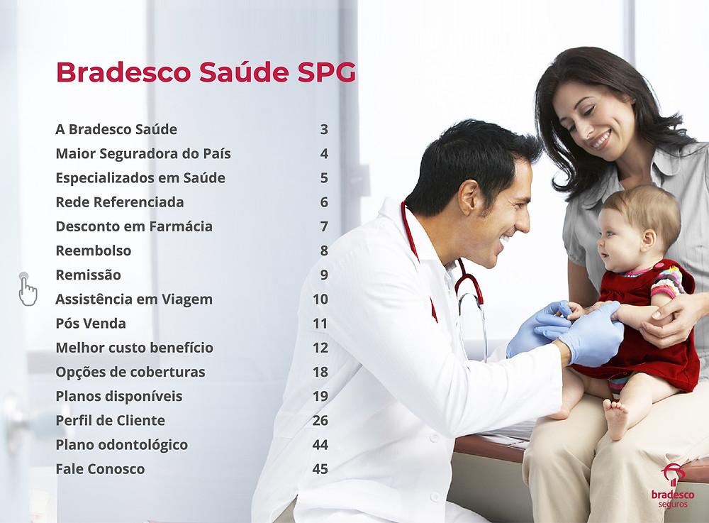 (Encontre um Corretor) SPG Bradesco Saúde Empresarial