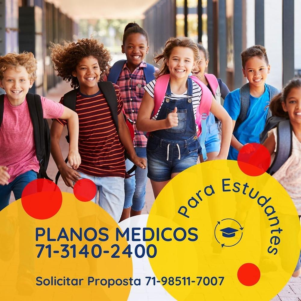 PLANO DE SAUDE PARA ESTUDANTES