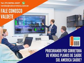 SulAmérica para empresas com mais de 100 beneficiários.