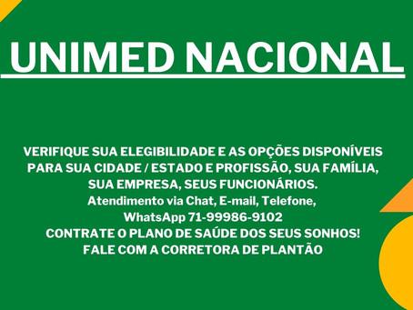 Itabuna | Lançamento | Unimed 0865 | Empresarial | Tabelas PME Compulsorio