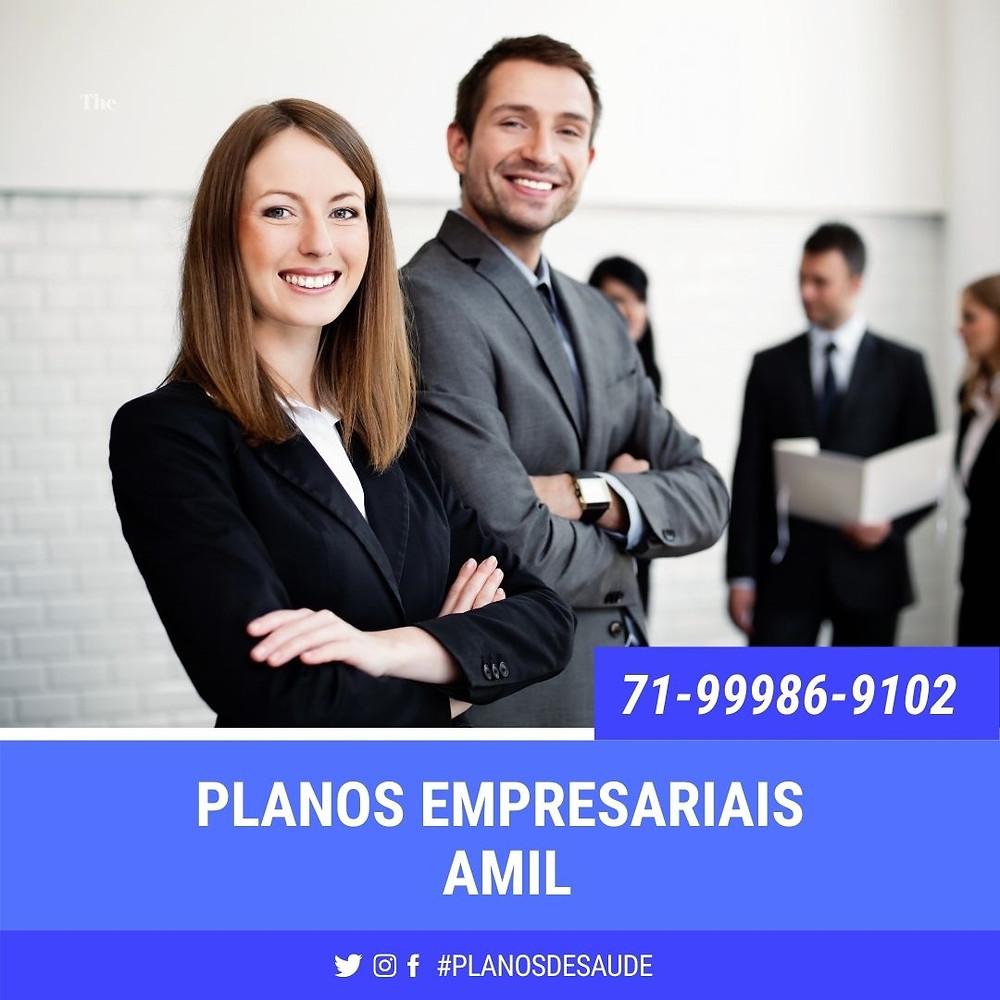 Vendas Corporativo | Assistência Médica (Amil, Amil ONE )