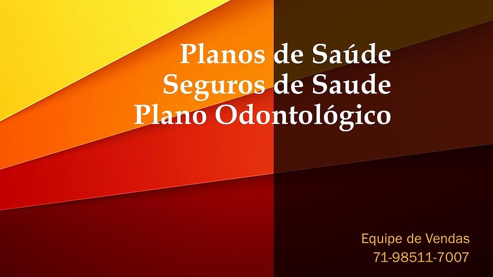 PLANOS SULAMERICA SAUDE