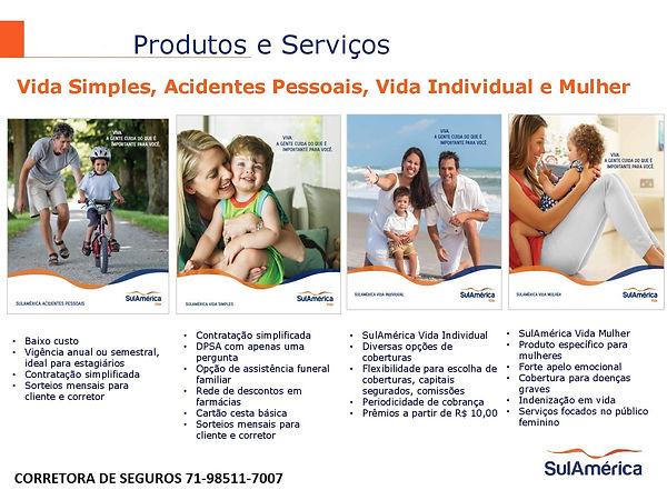 SEGURO DE VIDA ABORDAGEM E PRODUTOS - AT