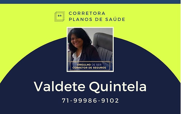 VALDETE QUINTELA CORRETORA