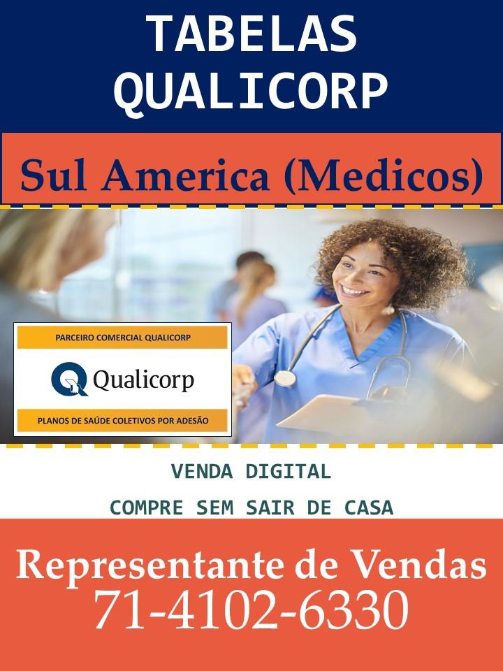 Planos de Saúde SulAmerica | Tabelas Qualicorp