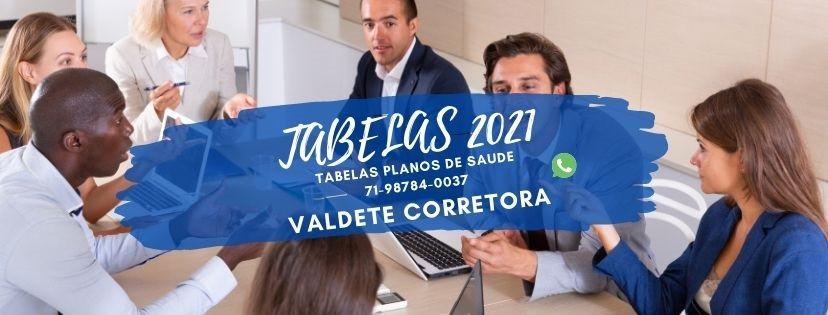 Tabelas Comparativas | Plano de Saúde na Bahia