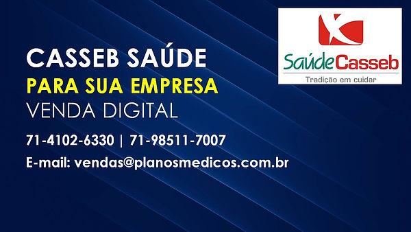 CASSEB SAUDE PLANO DE SAUDE EM SALVADOR