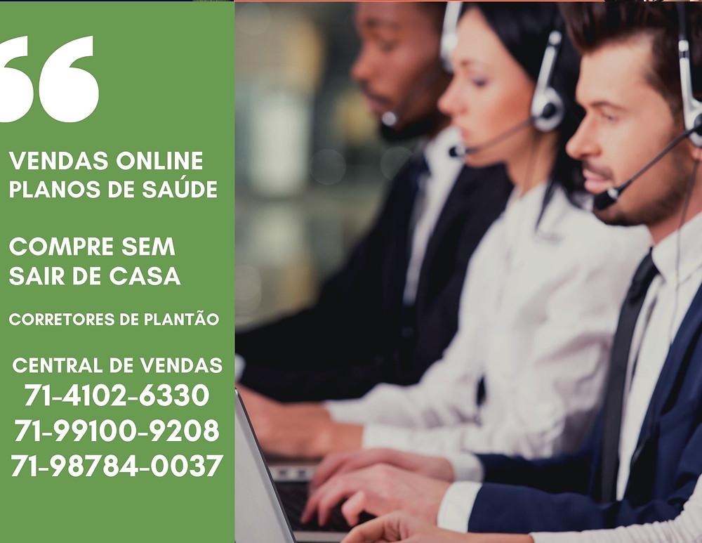 Planos de Saude Vendas Digital - Online