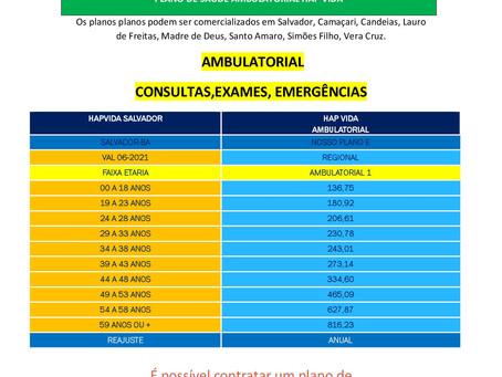71-3140-2400 Planos de Saude Tabelas de Preços 2021
