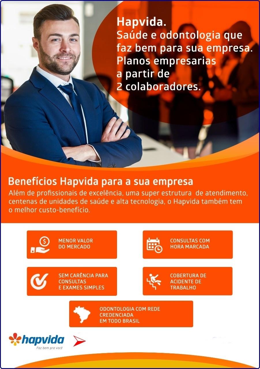 PLANO DE SAUDE EMPRESARIALL HAPVIDA