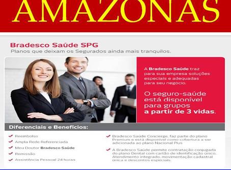 Amazonas | Saude Bradesco SPG & Empresarial | Como Contratar?
