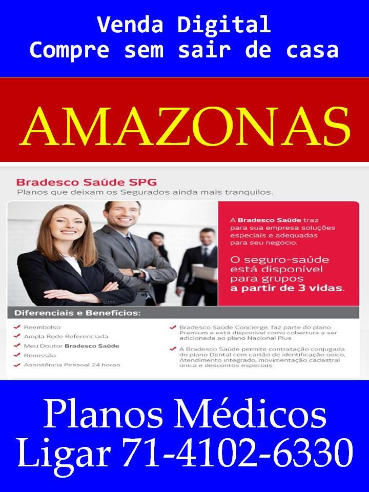 Amazonas | SPG & Empresarial - Saúde Bradesco | Como Contratar