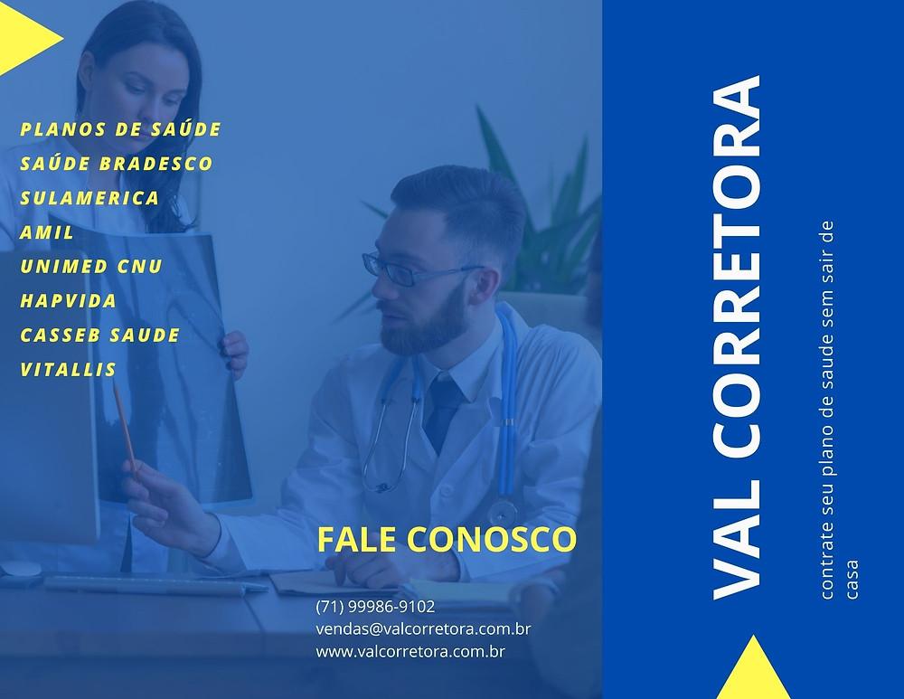 ValCorretora | Contrate seu Plano Médico Conosco