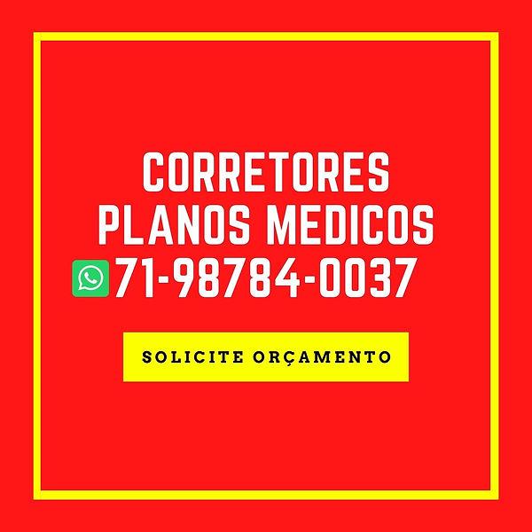 VALORES DE PLANOS DE SAUDE