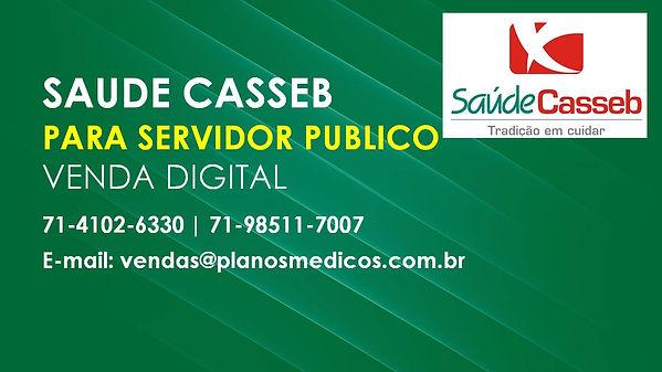 SAUDE CASSEB PARA SERVIDOR PUBLICO