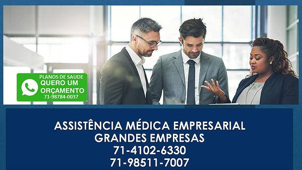 assistencia medica para grandes empresas