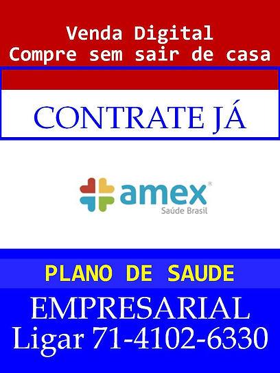 PLANO EMPRESARIAL AMEX SAUDE