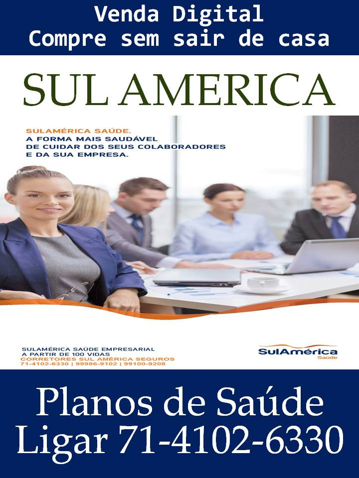Plano de Saude Empresarial Saude SulAmerica