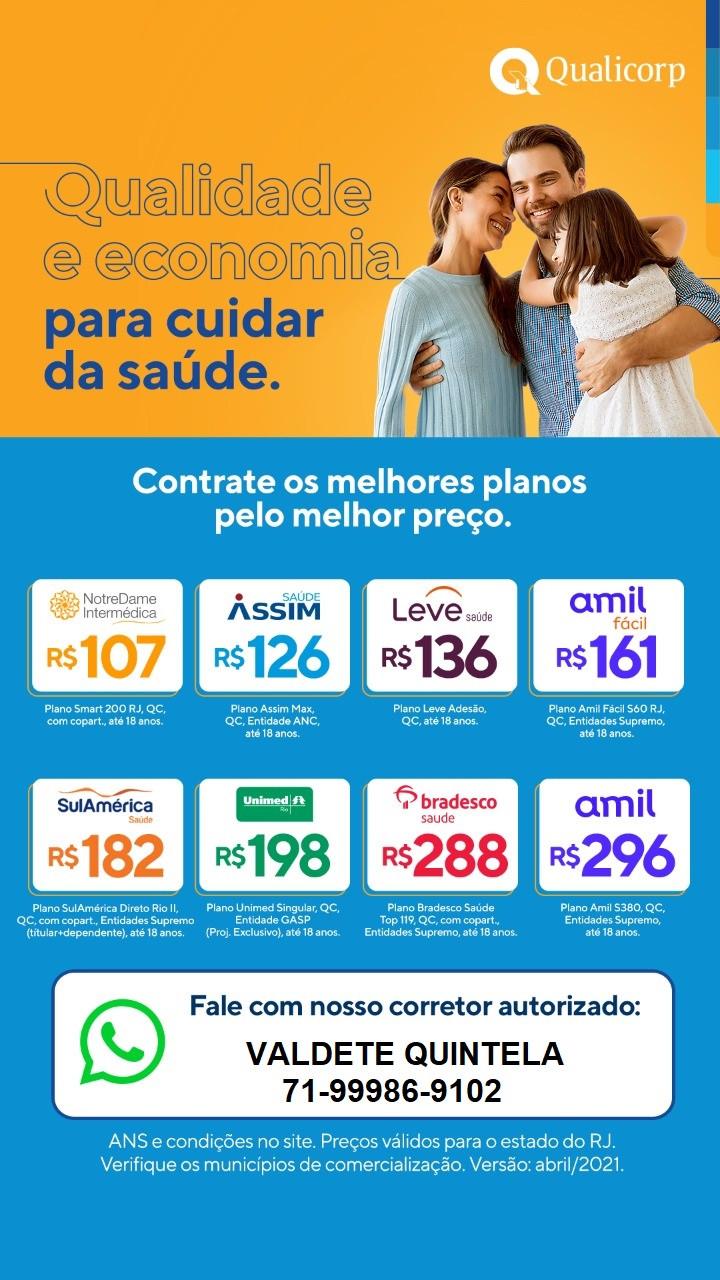 RJ - Corretora Vendas de Planos Medicos