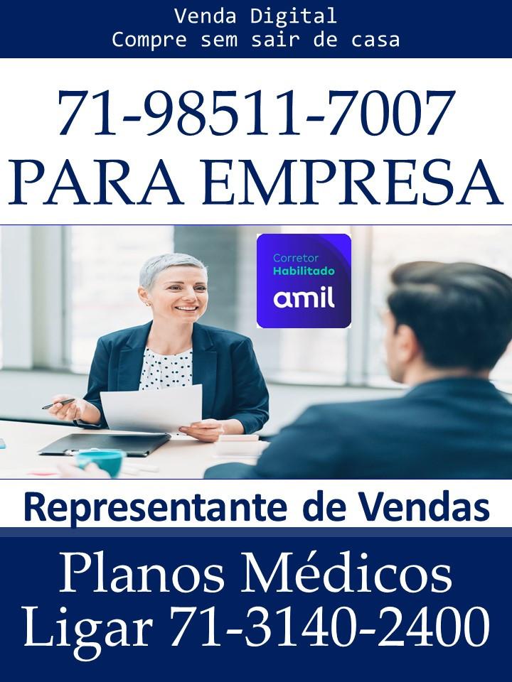 Amil Plano de Saúde | PME & Empresarial