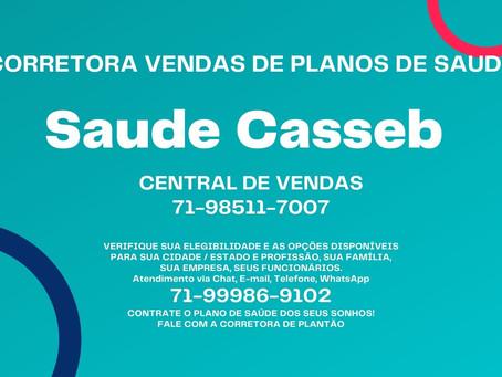 Tabela Plano de Saude com Coparticipação | PME Casseb Saude