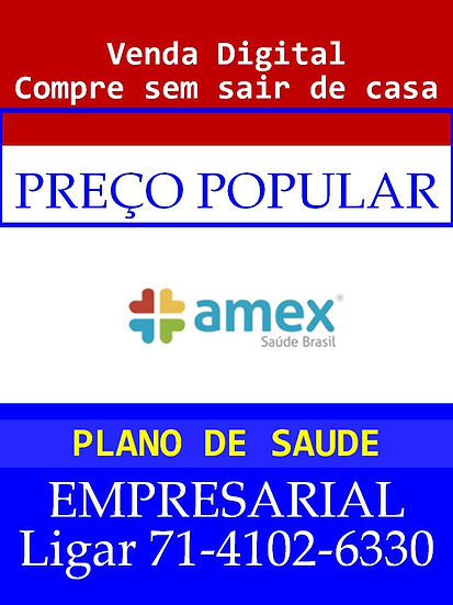 AMEX SAUDE EMPRESARIAL