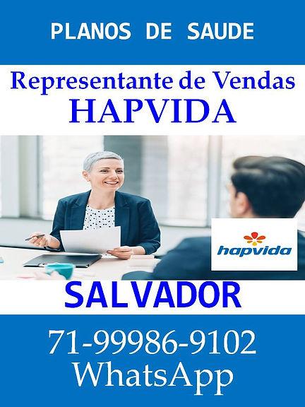 PLANOS EMPRESARIAIS HAPVIDA EM SALVADOR.