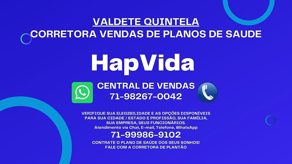 CORRETORA PLANO DE SAUDE EMPRESARIAL HAPVIDA
