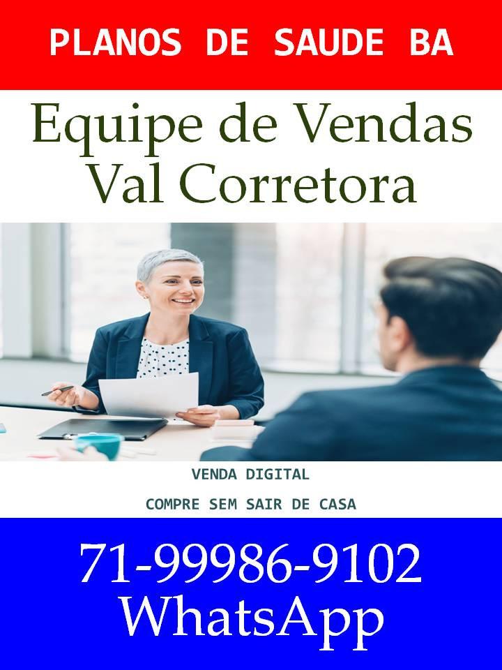 Plano de Saude Unimed em Salvador - Val Corretora
