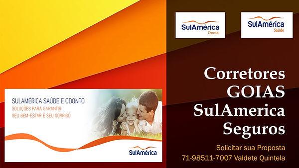 SulAmerica Odonto Empresarial em Goias