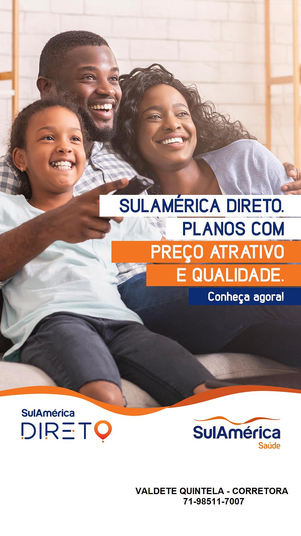 02 a 99 vidas - SulAmerica Saúde - PME Direto