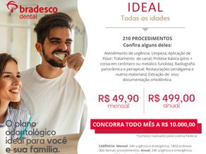 Plano Individual | Bradesco Dental |  Como contratar? | 71-4102-6330