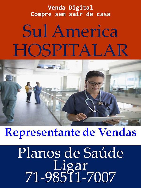 SUL AMERICA HOSPITALAR, TABELA DE PREÇO PLANO HOSPITALAR  TABELAS QUALICORP - PLANO DE SAUDECOLETIVO POR ADESÃO
