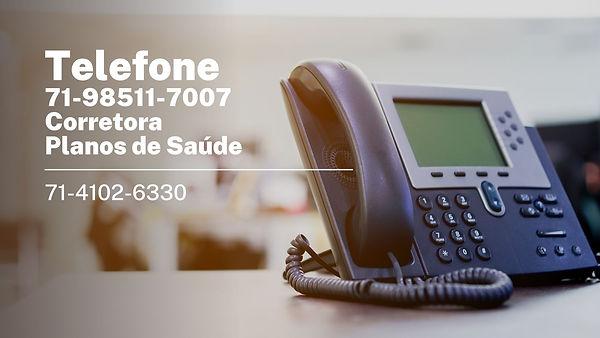 telefone corretora vendas de planos de saude
