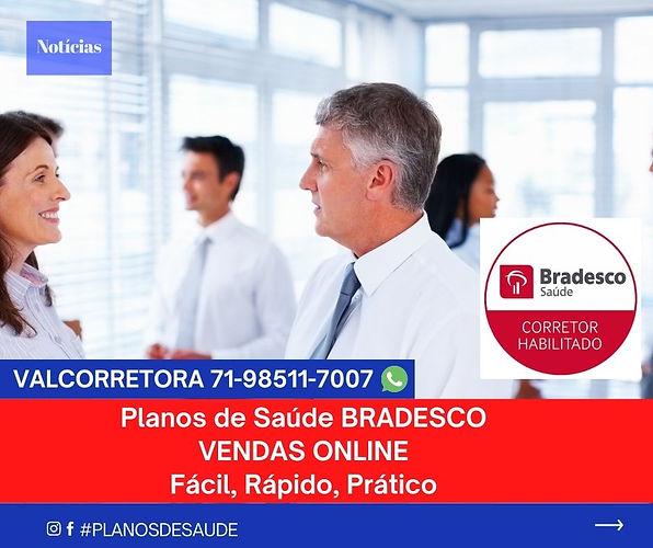 PLANOS DE SAUDE BRADESCO EM SERGIPE