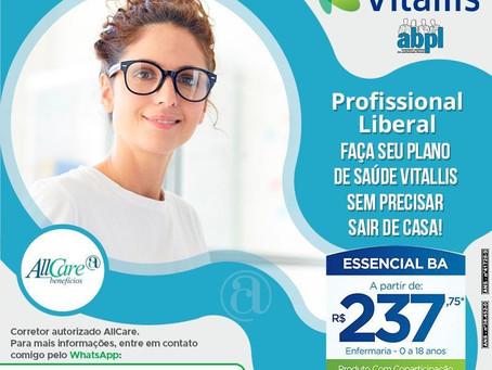 71-98784-0037 | Vitallis Adesão Allcare - Bahia