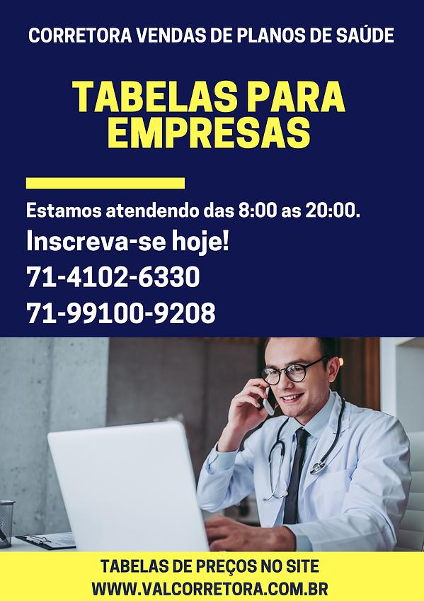 planos empresariais na Bahia