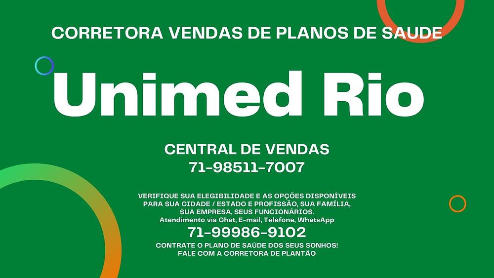 RJ - Unimed Rio - Plano de Saude por Adesão