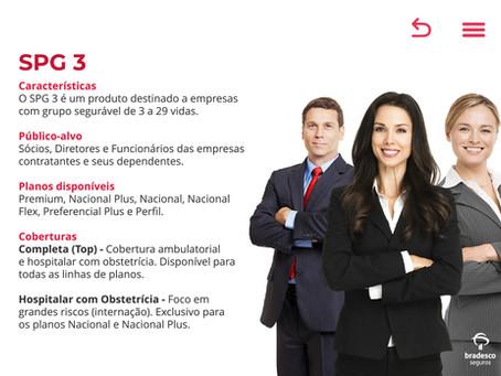 (Bradesco Saúde) (SPG & Empresarial)