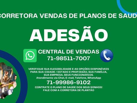 71-4102-6330 - Planos de Saude na Bahia