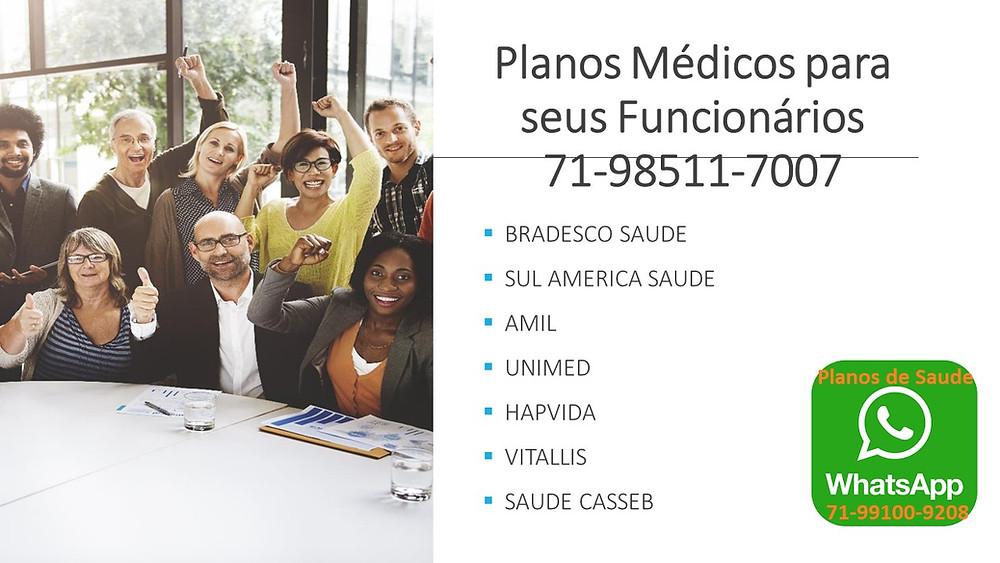 plano de saúde coletivo empresarial
