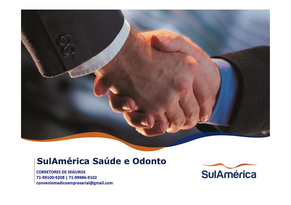 São Paulo 71-4102-6330 - SulAmerica Saude | Plano Empresarial | Venda Digital