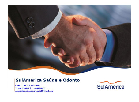 Feira de Santana-BA 71-4102-6330 - SulAmerica Saude | Plano Empresarial | Venda Digital