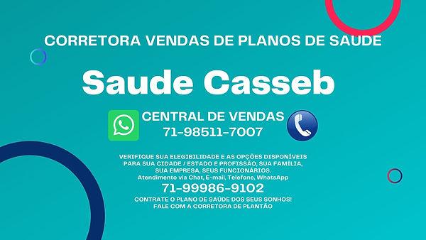 tabelas saude casseb, Saúde Casseb Planos Empresariais