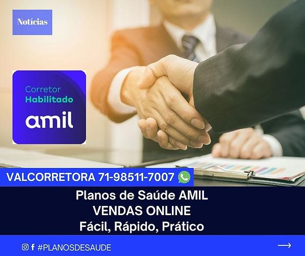 PLANOS DE SAUDE AMIL