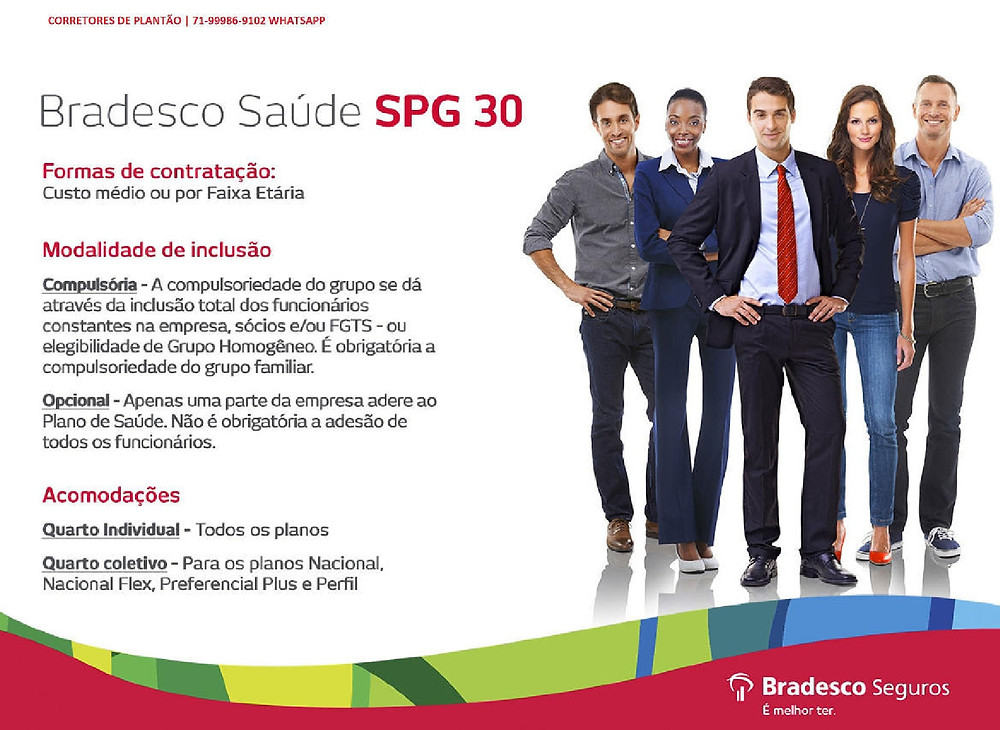 Plano de Saude Empresarial Saude Bradesco