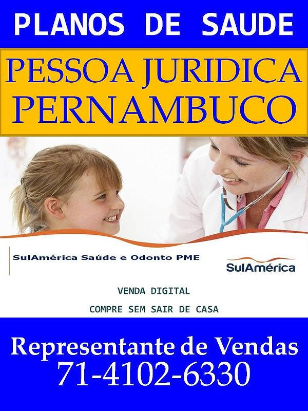 PLANOS DE SAUDE SUL AMERICA EM PERNAMBUCO