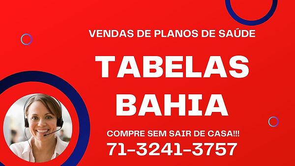planos de saude na Bahia, Tabelas de Preços planos de saude em Salvador-BA