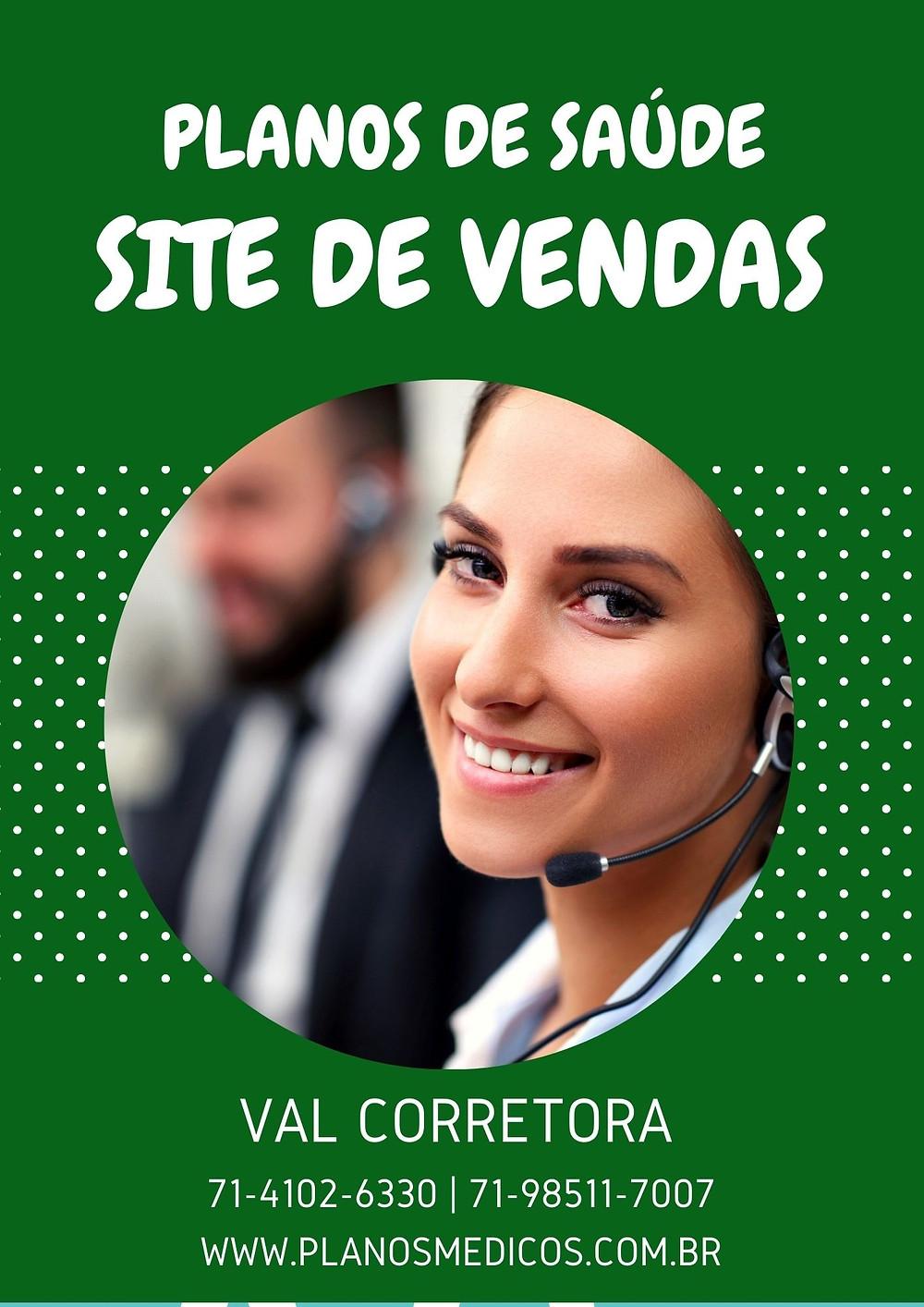 CORRETORA VENDAS DE PLANOS DE SAUDE
